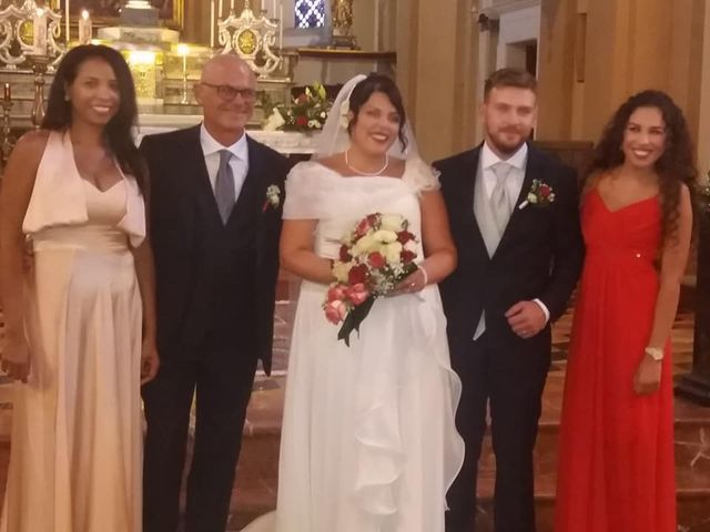 Il matrimonio di Gabriele e Nicholl a Vercelli, Vercelli 7