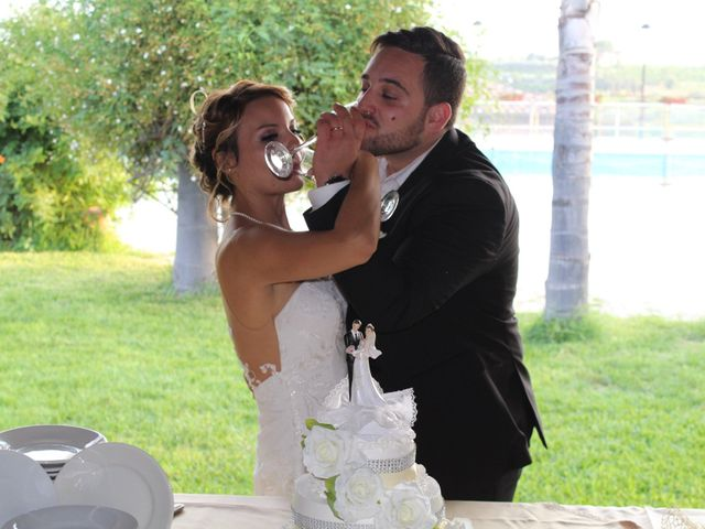 Il matrimonio di Lorenzo e Sara a Paternò, Catania 1