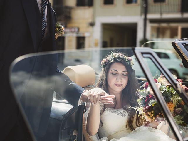 Il matrimonio di Andrea e Elisa a Villafranca di Verona, Verona 13