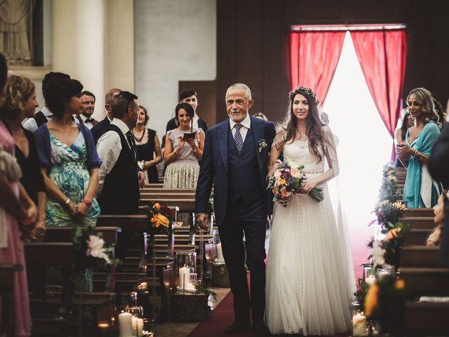 Il matrimonio di Andrea e Elisa a Villafranca di Verona, Verona 16