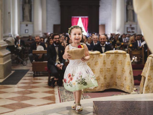 Il matrimonio di Andrea e Elisa a Villafranca di Verona, Verona 18