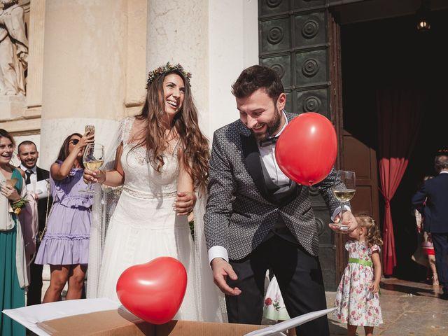 Il matrimonio di Andrea e Elisa a Villafranca di Verona, Verona 21