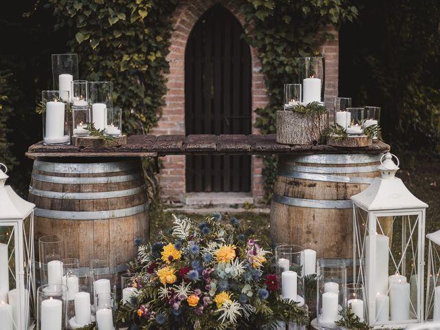 Il matrimonio di Andrea e Elisa a Villafranca di Verona, Verona 28