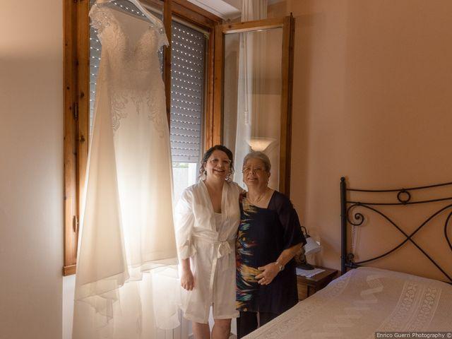 Il matrimonio di Lorenzo e Stefania a Rignano sull'Arno, Firenze 18