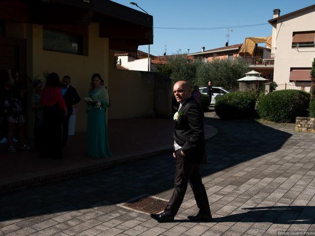 Il matrimonio di Lorenzo e Stefania a Rignano sull'Arno, Firenze 22