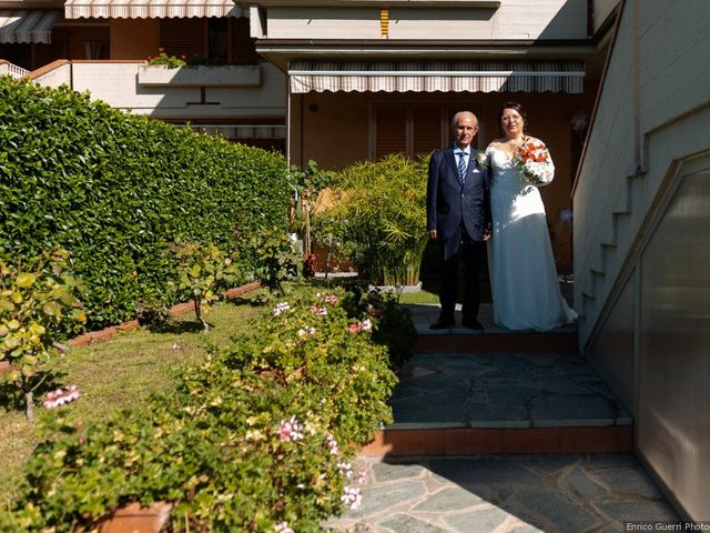 Il matrimonio di Lorenzo e Stefania a Rignano sull'Arno, Firenze 24