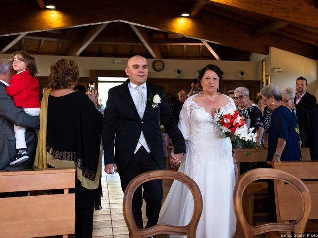 Il matrimonio di Lorenzo e Stefania a Rignano sull'Arno, Firenze 27