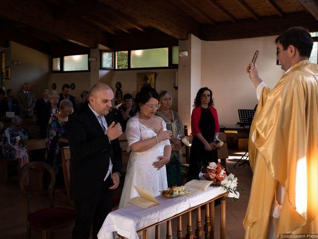 Il matrimonio di Lorenzo e Stefania a Rignano sull'Arno, Firenze 28