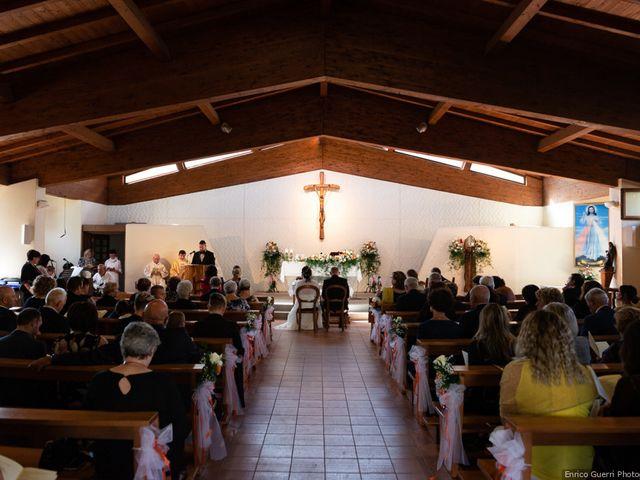 Il matrimonio di Lorenzo e Stefania a Rignano sull'Arno, Firenze 31