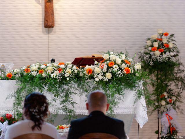 Il matrimonio di Lorenzo e Stefania a Rignano sull'Arno, Firenze 32