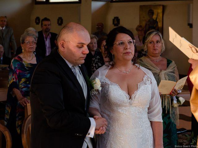 Il matrimonio di Lorenzo e Stefania a Rignano sull'Arno, Firenze 35