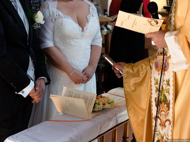 Il matrimonio di Lorenzo e Stefania a Rignano sull'Arno, Firenze 36