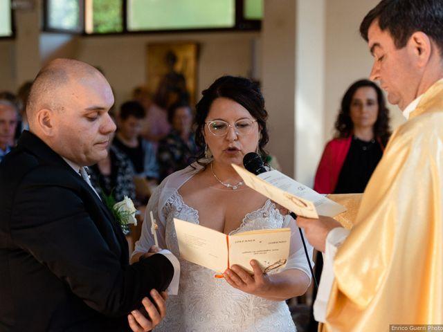 Il matrimonio di Lorenzo e Stefania a Rignano sull'Arno, Firenze 38