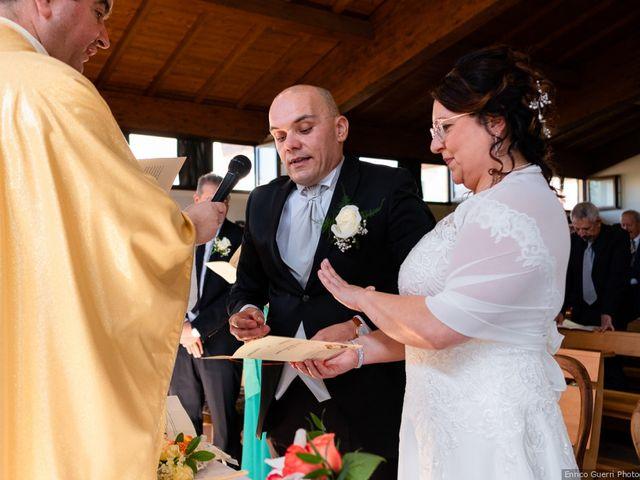 Il matrimonio di Lorenzo e Stefania a Rignano sull'Arno, Firenze 40