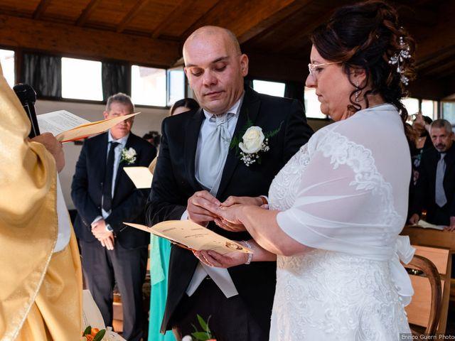 Il matrimonio di Lorenzo e Stefania a Rignano sull'Arno, Firenze 41