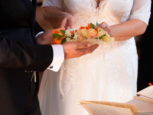 Il matrimonio di Lorenzo e Stefania a Rignano sull'Arno, Firenze 42