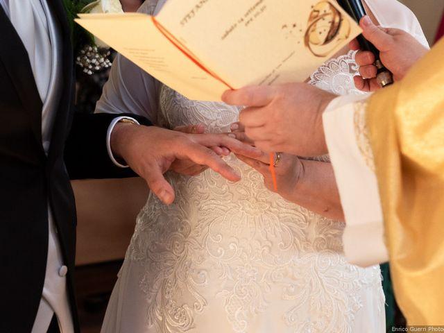 Il matrimonio di Lorenzo e Stefania a Rignano sull'Arno, Firenze 44
