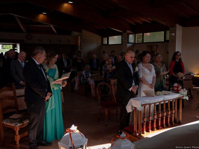 Il matrimonio di Lorenzo e Stefania a Rignano sull'Arno, Firenze 46
