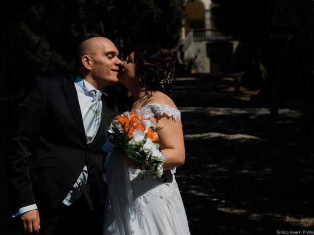 Il matrimonio di Lorenzo e Stefania a Rignano sull'Arno, Firenze 54