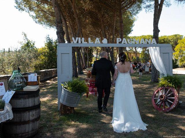Il matrimonio di Lorenzo e Stefania a Rignano sull'Arno, Firenze 68
