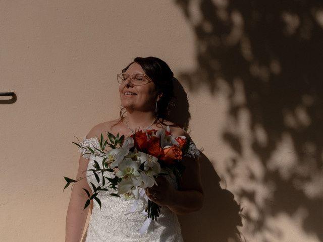 Il matrimonio di Lorenzo e Stefania a Rignano sull'Arno, Firenze 1
