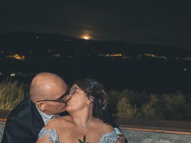 Il matrimonio di Lorenzo e Stefania a Rignano sull'Arno, Firenze 93