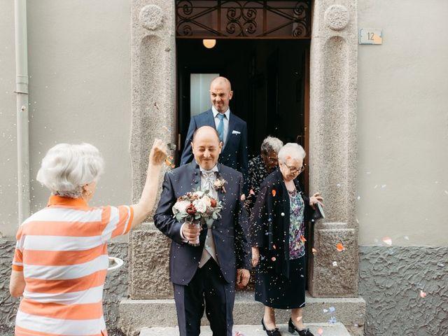 Il matrimonio di Giovanni e Luisangela a Benetutti, Sassari 19