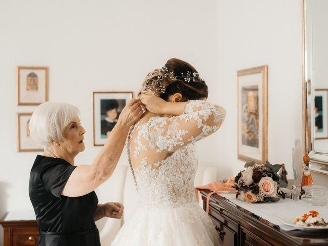 Il matrimonio di Giovanni e Luisangela a Benetutti, Sassari 40