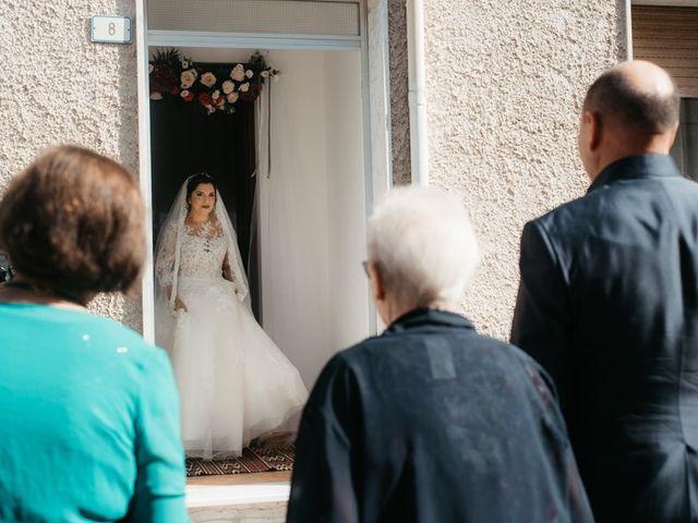 Il matrimonio di Giovanni e Luisangela a Benetutti, Sassari 61