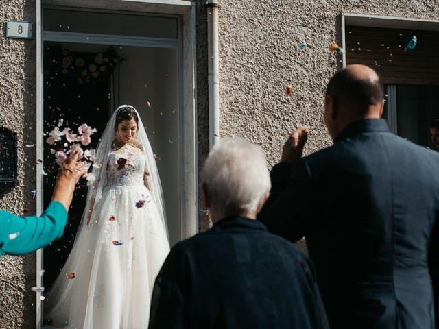 Il matrimonio di Giovanni e Luisangela a Benetutti, Sassari 62