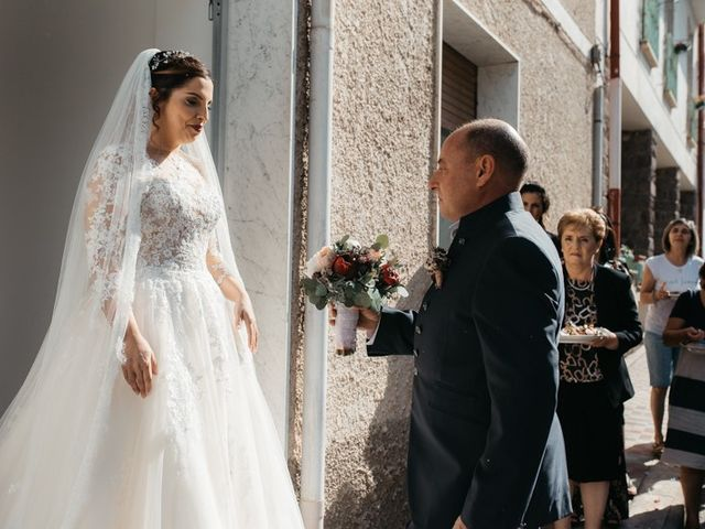 Il matrimonio di Giovanni e Luisangela a Benetutti, Sassari 63
