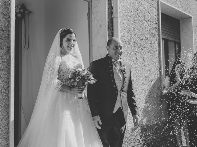 Il matrimonio di Giovanni e Luisangela a Benetutti, Sassari 64