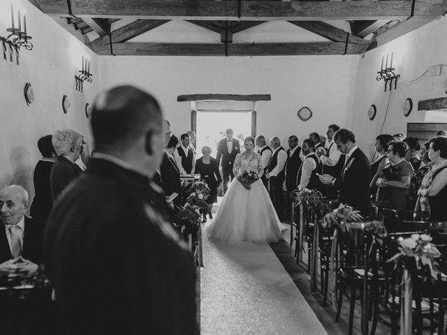 Il matrimonio di Giovanni e Luisangela a Benetutti, Sassari 82