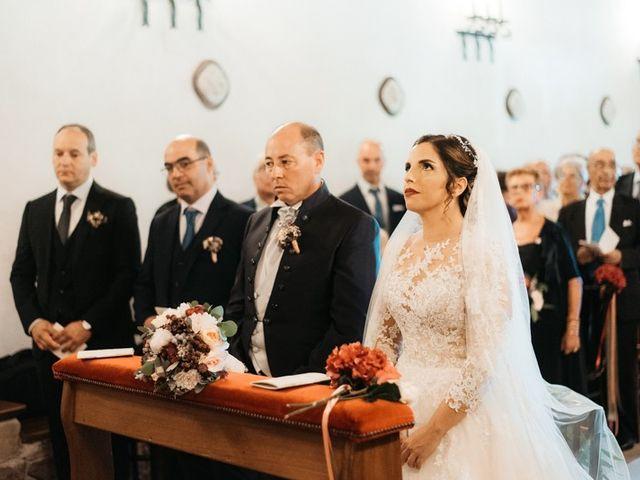 Il matrimonio di Giovanni e Luisangela a Benetutti, Sassari 84