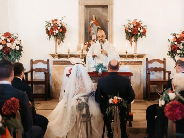 Il matrimonio di Giovanni e Luisangela a Benetutti, Sassari 86