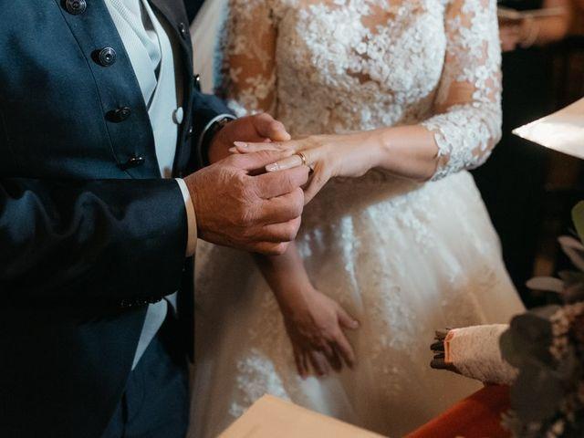 Il matrimonio di Giovanni e Luisangela a Benetutti, Sassari 87