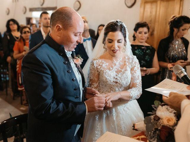 Il matrimonio di Giovanni e Luisangela a Benetutti, Sassari 88