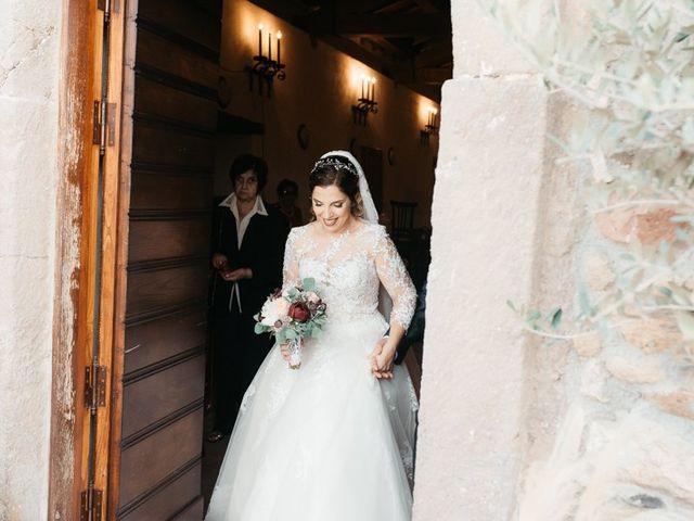 Il matrimonio di Giovanni e Luisangela a Benetutti, Sassari 96