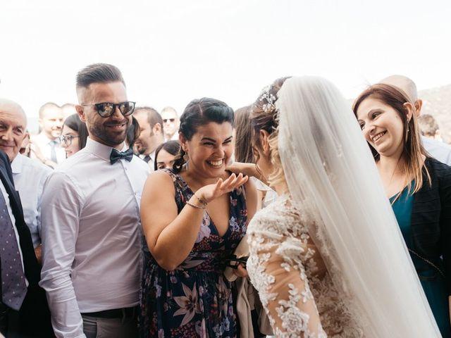 Il matrimonio di Giovanni e Luisangela a Benetutti, Sassari 100