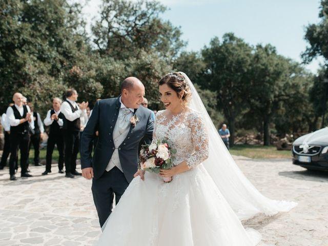 Il matrimonio di Giovanni e Luisangela a Benetutti, Sassari 102