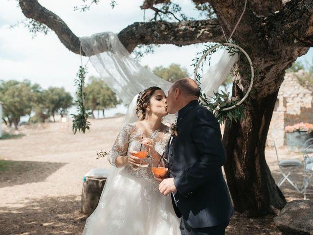 Il matrimonio di Giovanni e Luisangela a Benetutti, Sassari 103