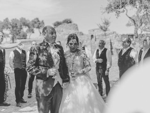 Il matrimonio di Giovanni e Luisangela a Benetutti, Sassari 107