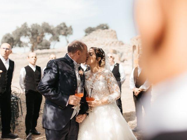 Il matrimonio di Giovanni e Luisangela a Benetutti, Sassari 108