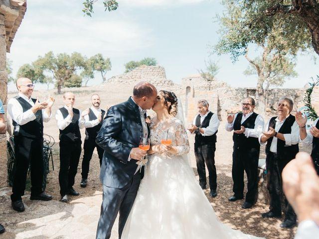 Il matrimonio di Giovanni e Luisangela a Benetutti, Sassari 109