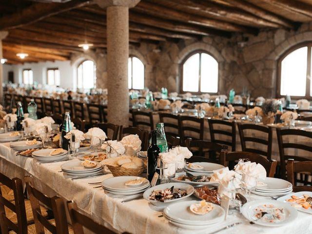 Il matrimonio di Giovanni e Luisangela a Benetutti, Sassari 111