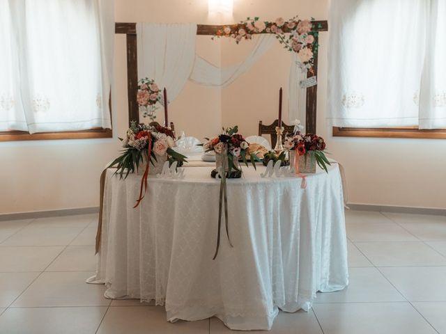 Il matrimonio di Giovanni e Luisangela a Benetutti, Sassari 115