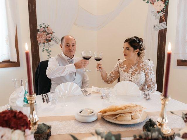 Il matrimonio di Giovanni e Luisangela a Benetutti, Sassari 123