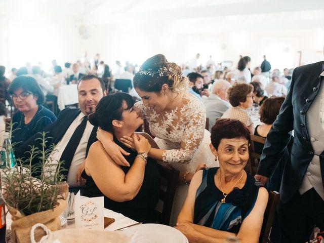 Il matrimonio di Giovanni e Luisangela a Benetutti, Sassari 124
