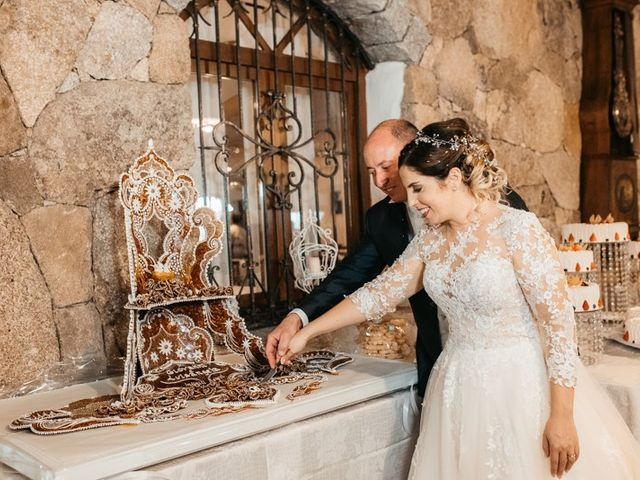 Il matrimonio di Giovanni e Luisangela a Benetutti, Sassari 127