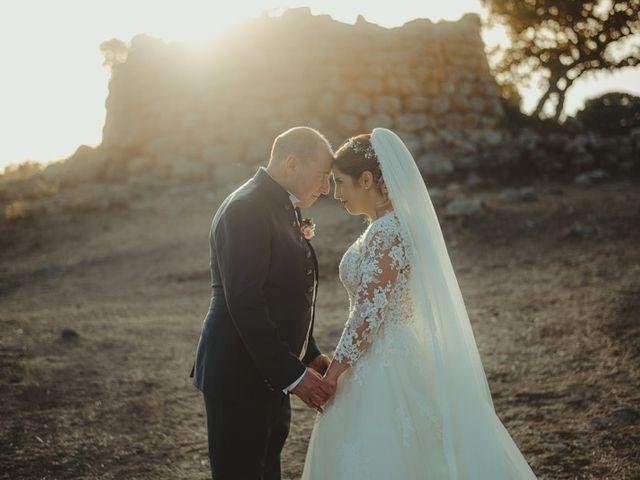 Il matrimonio di Giovanni e Luisangela a Benetutti, Sassari 138